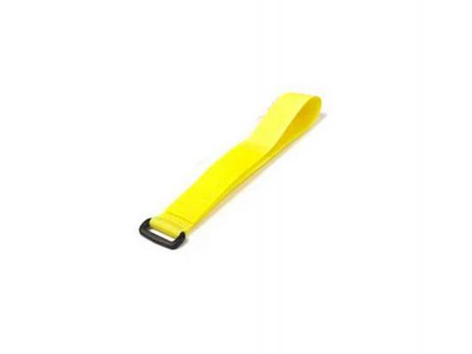 Хомут для кабеля Hyperline WAS-290-YL липучка с застежкой 290x20мм желтый