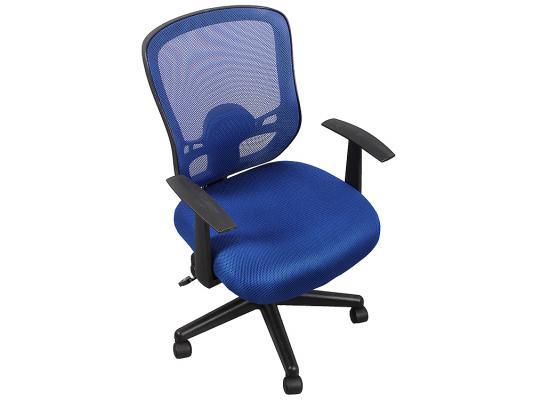 Кресло College HLC-0420F-1C-1 ткань синий
