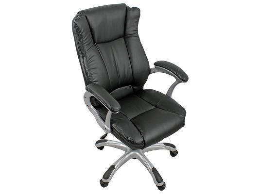 Кресло руководителя College HLC-0631-1 экокожа черный кресло руководителя college hlc 0631 1 black