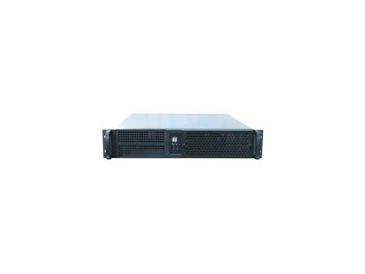 Серверный корпус 2U Procase Procase EB205L-B-0 Без БП чёрный корпус серверный