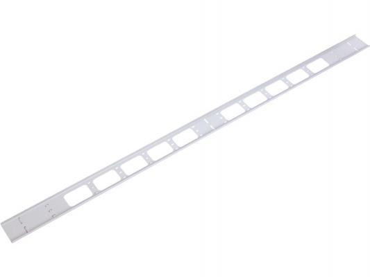 Вертикальный кабельный органайзер ЦМО ВКО-М-18.75 18U ширина 75мм