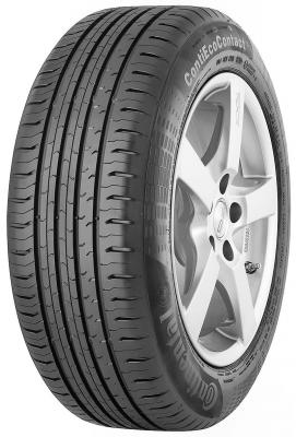 Шина Continental ContiEcoContact 5 SUV 235/60 R18 103V зимняя шина continental contivikingcontact 6 suv 255 50 r20 109t