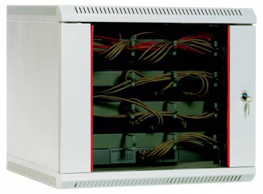 Шкаф телекоммуникационный настенный 9U ЦМО ШРН-9.480 600x480mm