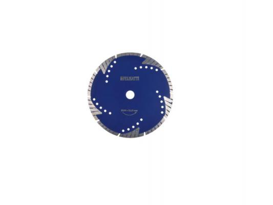 Отрезной диск Felisatti 180х22,2мм по бетону 922150170