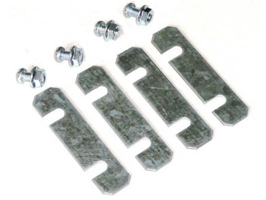 ЦМО Комплект для соединения напольных шкафов ШТК-М КС-ШТК-М
