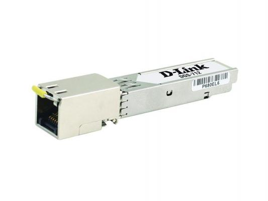 Модуль D-LINK DGS-712/D1A 1 port mini-GBIC 1000BASE-T