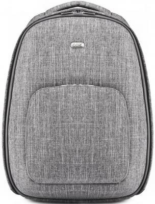 "Рюкзак для ноутбука 17"" Cozistyle Urban Backpack Travel CANVAS Neutral Gray хлопок серый CCUB004"