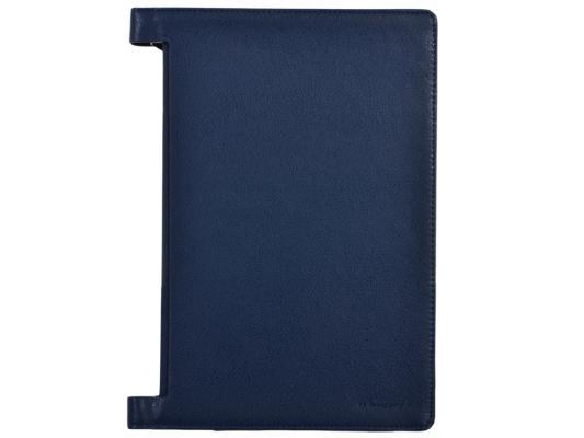 "Чехол IT BAGGAGE для планшета Lenovo Yoga Tablet 2 10"" искуственная кожа синий ITLNY210-4"
