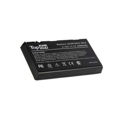 Аккумуляторная батарея TopON TOP-50L6 4800мАч для ноутбуков Acer Aspire 3690 5110 5680 TravelMate 2490 3900 4200 mba9302001 motherboard for acer aspire 5610 5630 travelmate 4200 4230 la 3081p ide pata hdd tested good