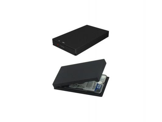 """������� ��������� ��� HDD 2.5"""" SATA Orient 2560 U3 USB3.0 ������"""