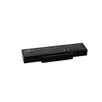 Фото - Аккумуляторная батарея TopON TOP-K72 4800мАч для ноутбуков Asus K72 N71 N73 X72 F2 F3 A9 клавиатура topon top 81084 для asus n53 n51 n52 n50 n60 n61 n70 n71 n73 k52 k53 f50 f70 g50 g51 g53 black