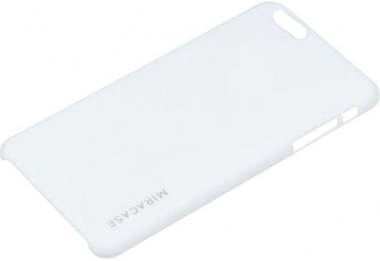 Чехол (клип-кейс) Miracase MS-8403 для iPhone 6 Plus белый