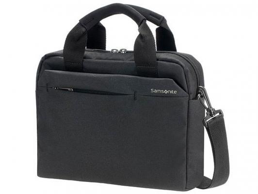 """Сумка для ноутбука 10"""" Samsonite 41U*001*18 синтетика черный"""