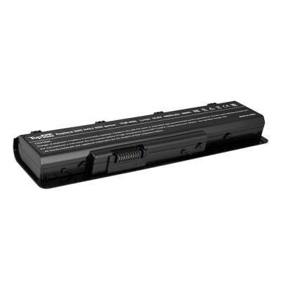 Аккумуляторная батарея TopON TOP-N55 4400мАч для ноутбуков Asus N45 N55 N75 клавиатура topon top 100396 для asus l4 l4r l4000 series black