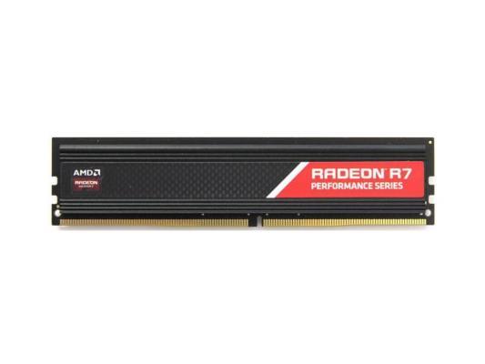 Оперативная память 8Gb (1x8Gb) PC4-17000 2133MHz DDR4 DIMM AMD R748G2133U2S