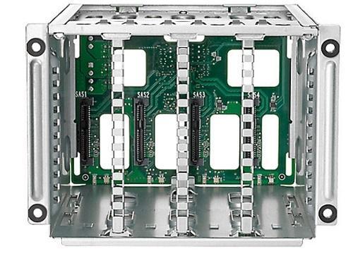 все цены на Корзина для HDD HP DL380 Gen9 8SFF Cage Bay2/Bkpln Kit 768857-B21