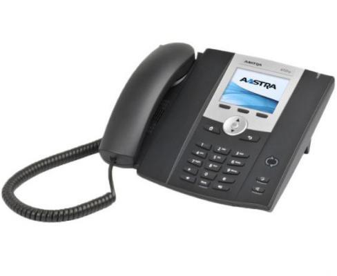 Телефон IP Aastra 6725ip LCD SIP A6725-0131-2055