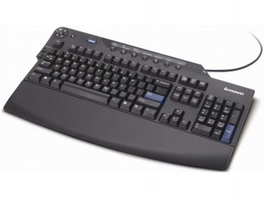 Клавиатура Lenovo Business Black Enhanced Performance 73P2646 черный USB