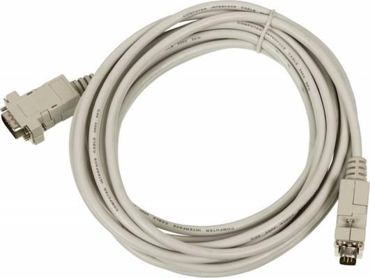 Фото - Кабель VGA 5м Ningbo CAB016-5 круглый серый кабель svga ningbo cab016s 20m vga m vga m ферритовый фильтр 20м серый
