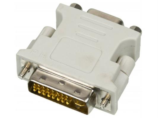 Переходник Gembird VGA f - DVI m цифровой