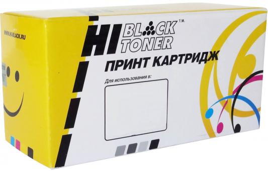Картридж Hi-Black для HP CE400X LJ Enterprise 500 color M551n/M575dn черный 11000стр