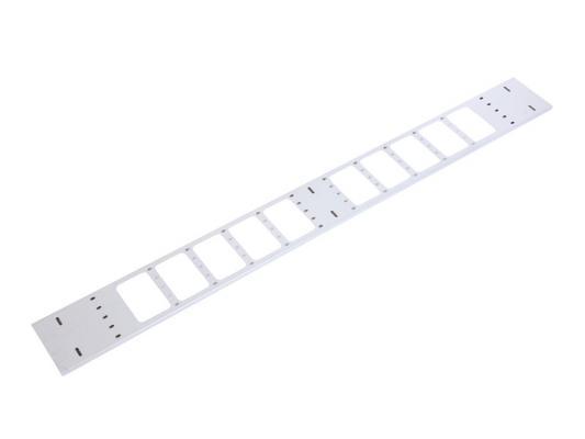 Вертикальный кабельный органайзер ЦМО ВКО-М-42.150 42U ширина 150мм