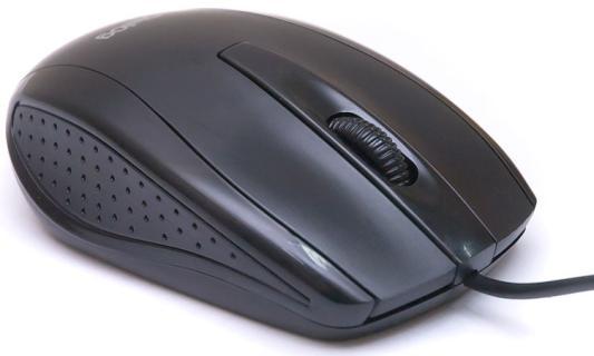 Мышь проводная Dialog Pointer MOP-04BU чёрный USB