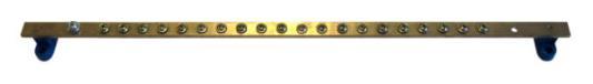 лучшая цена ЦМО Панель заземления вертикальная ПЗ-500мм 200А ПЗ-19-500.200А