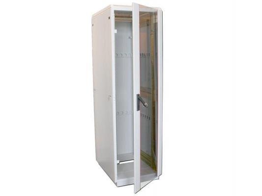Шкаф напольный 27U ЦМО ШТК-M-27.6.6-1AAA 600x600mm дверь стекло 2 коробки