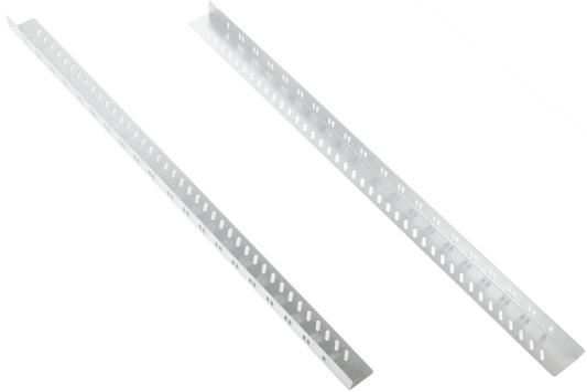 ЦМО Комплект  уголков опорных направляющих УО-75У глубина 750 мм нагрузка до 150 кг