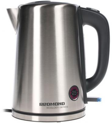 Чайник Redmond RK-M144 2150Вт 1.7л серебристый чайник redmond rk m144