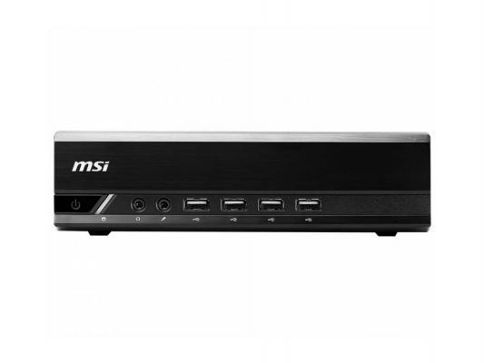 Системный блок MSI ProBox23 2M-004XRU G3250 3.1GHz 4Gb 500Gb noOS 9S6-B08311-004