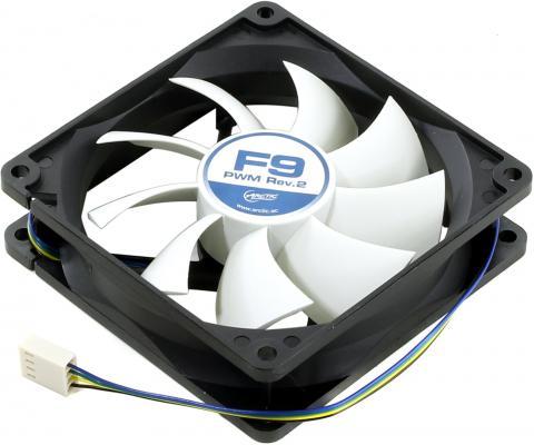 Вентилятор Arctic Cooling Arctic F9 PWM Rev.2 92мм 1800об/мин все цены