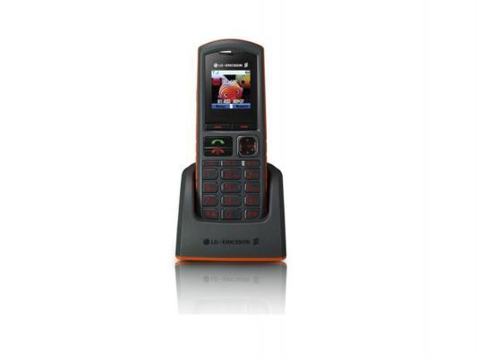 Радиотелефон DECT LG-Ericsson GDC-450H.STGDG черный