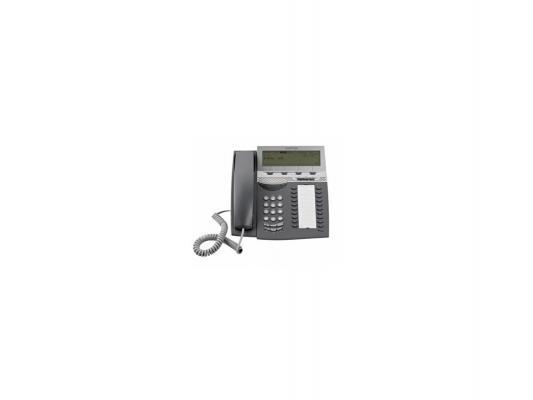 Системный телефон Aastra Dialog 4225 Vision V2 серый DBC22502/01001