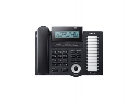 Системный телефон LG-Ericsson LDP-7024D.STGBK черный от 123.ru