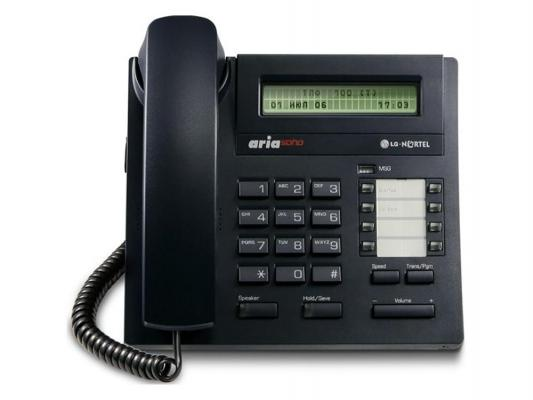 Системный телефон LG-Ericsson LDP-7208DS.RUS черный от 123.ru