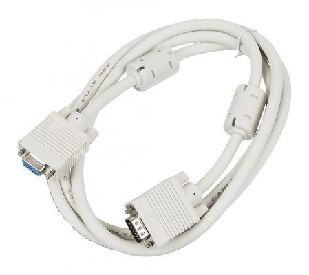 Кабель VGA 1.8м Ningbo 2 фильтра CAB015S-06F