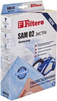 Пылесборник Filtero SAM 02 4 Экстра