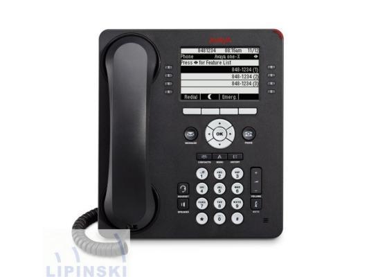 Телефон IP Avaya 9608 серый 700505424 цифровое ip атс cisco7965g