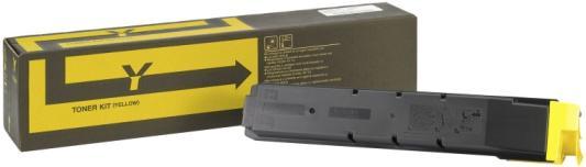 Картридж Kyocera TK-8600Y для FS-C8600DN FS-C8650DN желтый 20000стр compatible tk 710 toner cartridge for kyocera fs 9530dn fs 9130dn