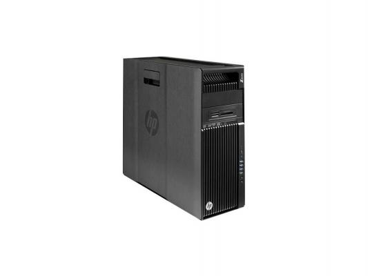 Рабочая станция HP Z640 Xeon E5-2630v3 2.4GHz 16Gb 256Gb DVDRW Win 8.1 Pro down to Win7 Pro 64 клавиатура мышь G1X61EA