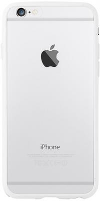 Бампер Ozaki O!coat 0.3+Bumper для iPhone 6 белый OC560WH ozaki oc112pr
