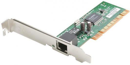 Сетевой адаптер D-Link DFE-520TX/D1A 10/100Mbps ОЕМ