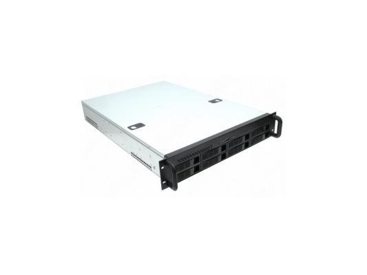 Серверный корпус 2U Procase ES208-SATA3-B-0 Без БП чёрный procase em238d b 0 корпус 2u rack server case