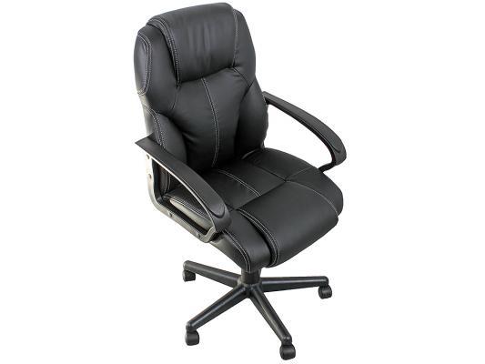 Кресло College HLC-0601 экокожа черный кресло для офиса college hlc 0601 черный