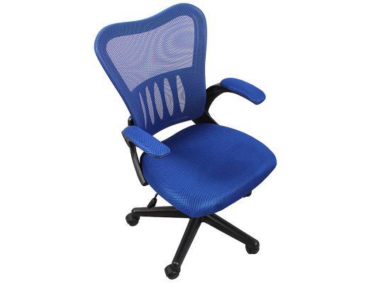 Кресло College HLC-0658F ткань синий