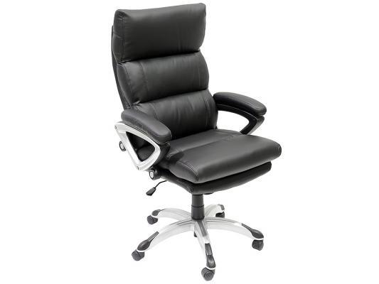 Кресло руководителя College HLC-0802-1 экокожа черный