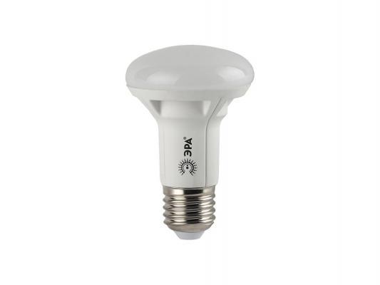 Светодиодная лампа ЭРА R63-8w-827-E27 эра r63 e27 8w 230v желтый свет
