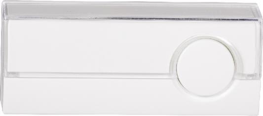 Кнопка звонка Zamel PDJ-213 белый кнопка для звонка zamel pdj 213